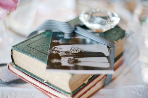 Hochzeitsdeko-Vintage-Details