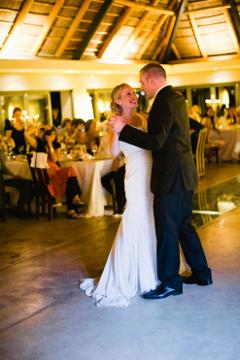 Hochzeitstanz-Bild