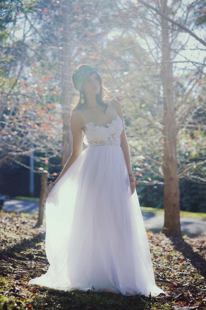 Brautkleid der Woche ~ Loren White by Grace Loves Lace ...