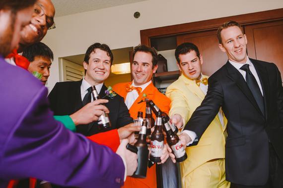 rainbow wedding13