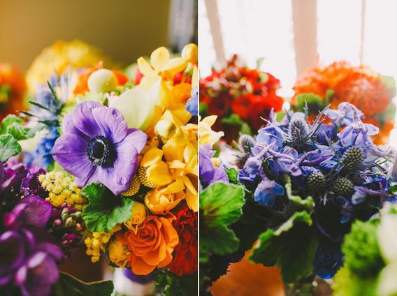 rainbow wedding8