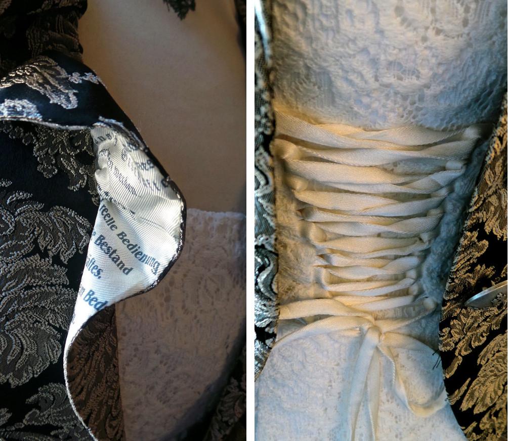 Brautkleid Dirndl