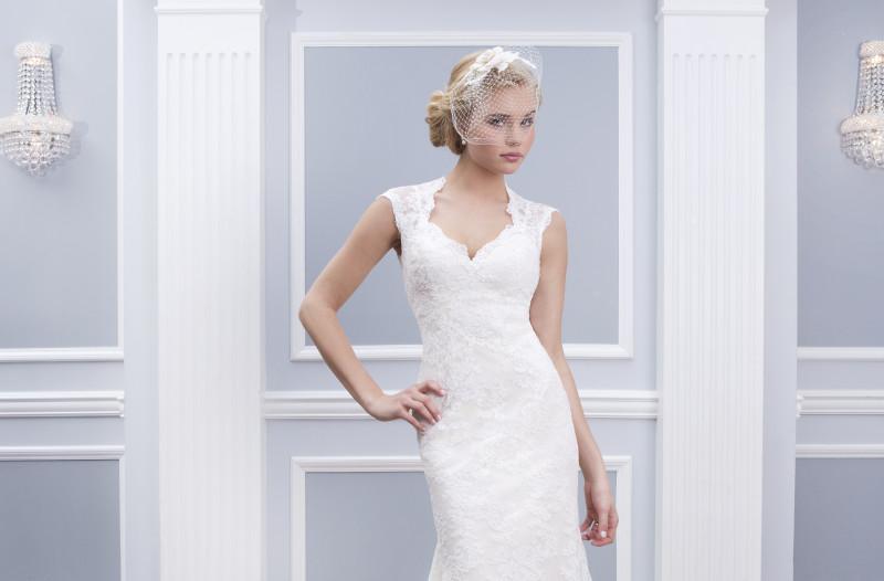 Brautkleid der Woche ~ Style 6314 by Lillian West ...