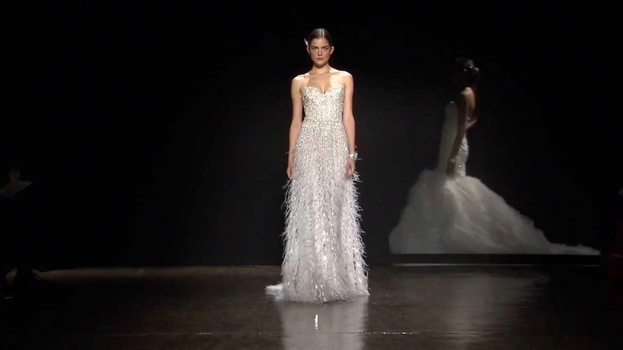 Die neuen Brautkleider ~ Spring 2014 Runway Shows ~ Lazaro ...