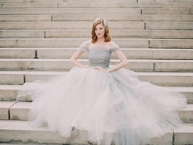 Brautkleid der Woche ~ Marie Antoinette by Sareh Nouri Fall ...
