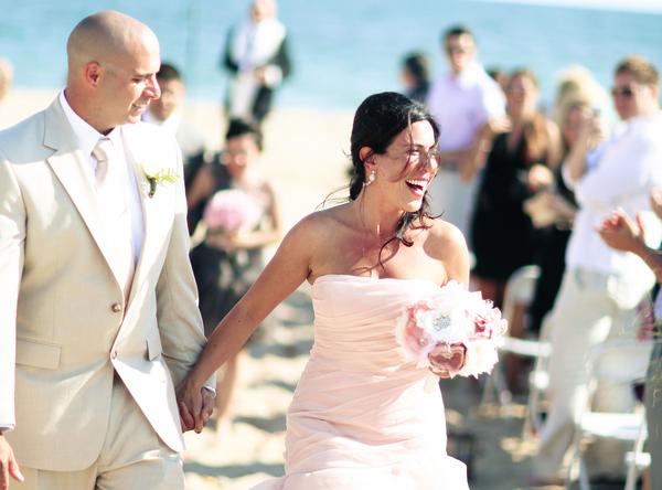 Brautpaar Strand Jeremie Barlow Photography