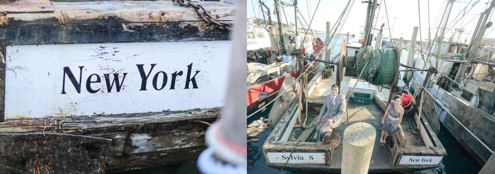 Schiff und NY