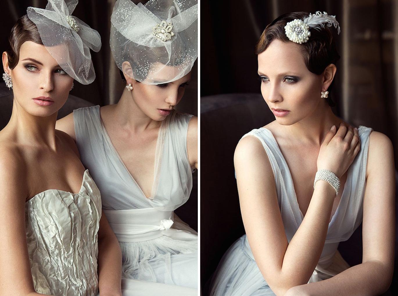 Edler Kopfschmuck für die Braut - Interview mit Niely Hoetsch von ...