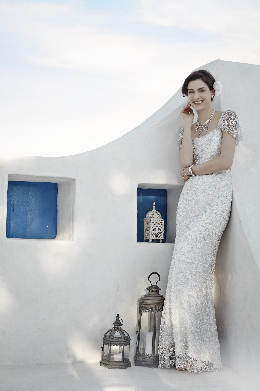Vintage-inspirierte Brautkleider ~ Leicht und Festlich ~ BHLDN ...