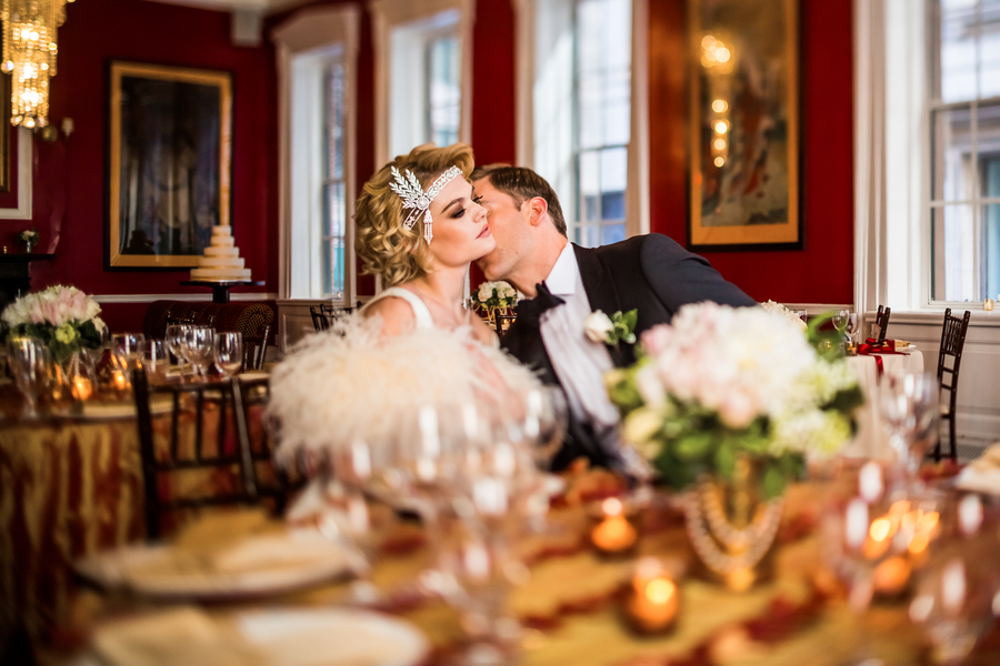 Styled Shoot 20er Jahre Emma Cleary Photography