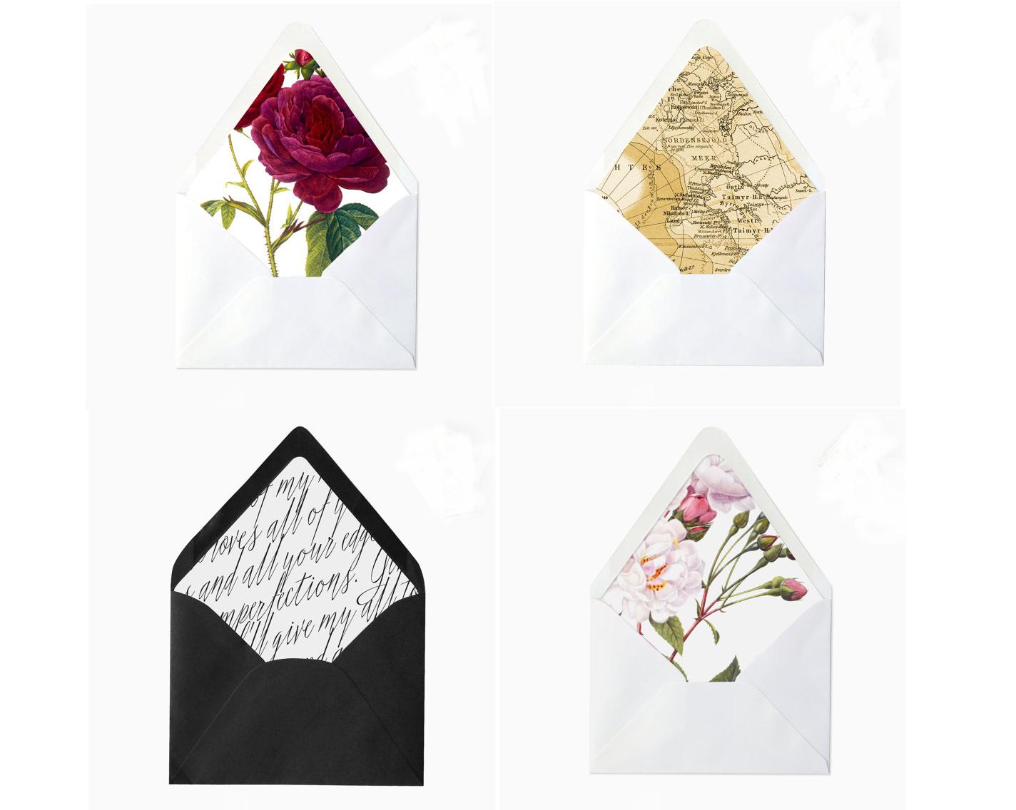 Unser Shoptipp ~ Blue Ink Studio ~ Briefumschläge Für Hochzeitseinladungen  Verschönern ~ Zum Selberausdrucken
