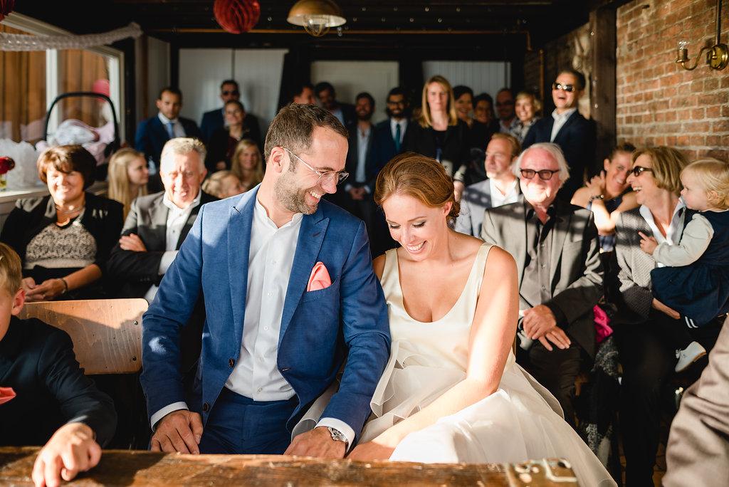 Nadine Florian Hochzeit In Der Strandperle Hamburg