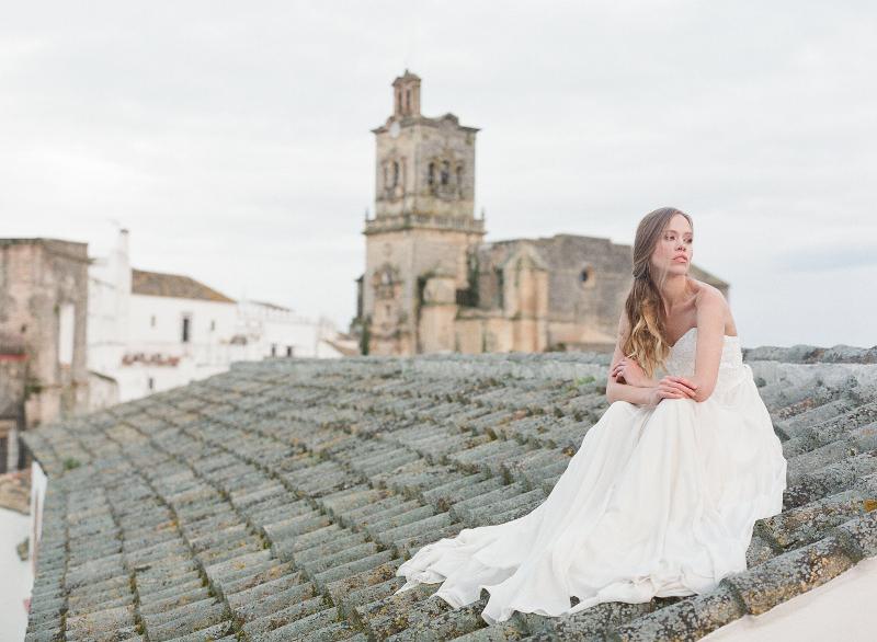 Brautkleider von Jarice ~ moderne Brautmode aus Belgien