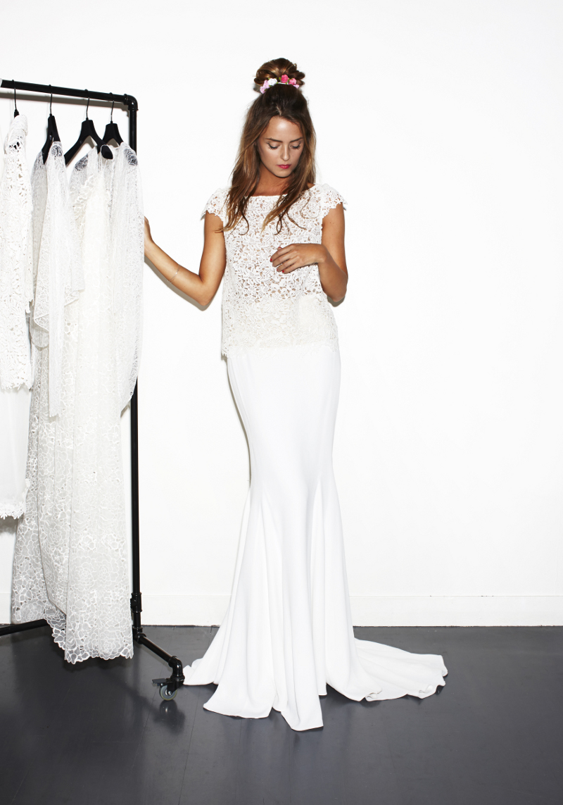 Die Brautkleider Kollektion 2016 ~ Maison Rime Arodaky