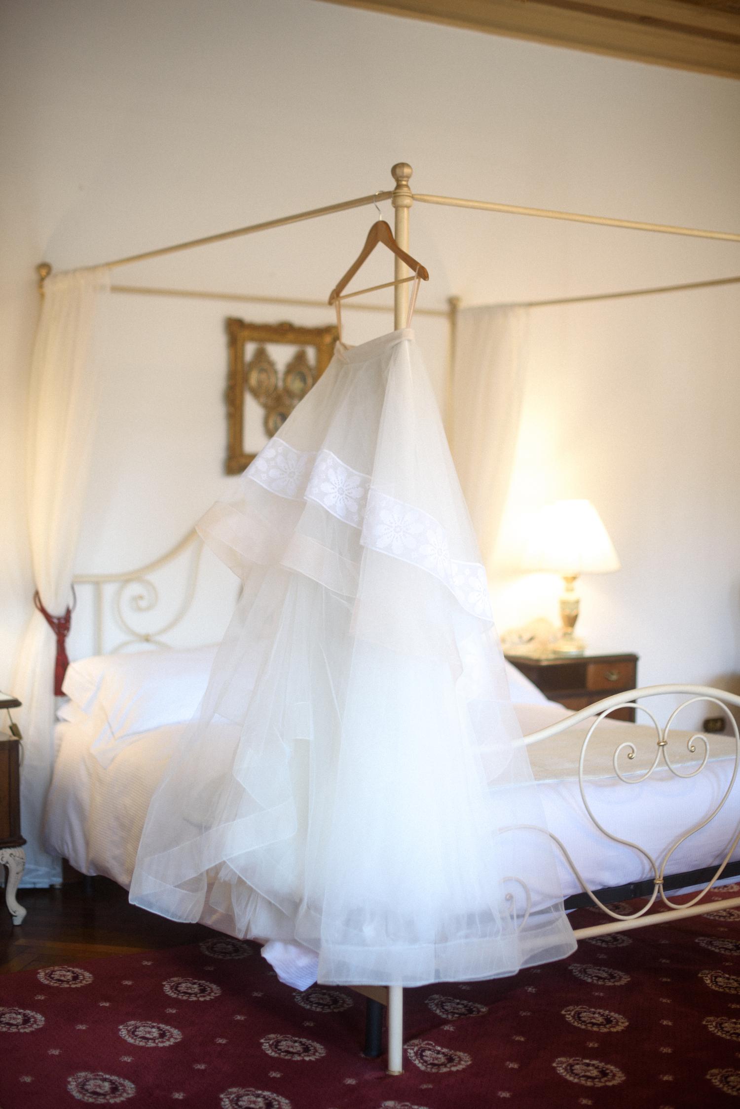 Brautkleider von Zahavit Tshuba ~ Bridal Styled Shoot in Verona