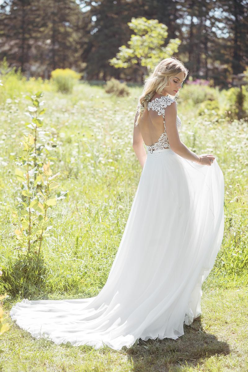 Gewinne dein Brautkleid! Zusammen mit Lillian West verlosen wir ein ...