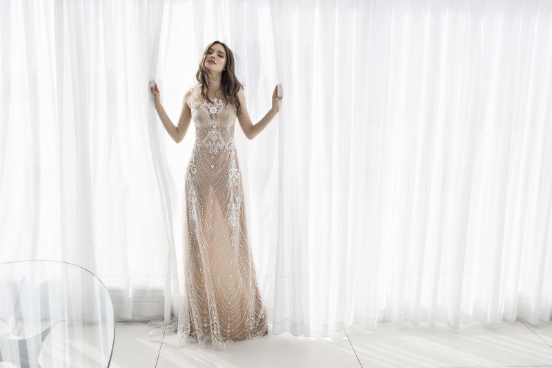 Chantal Be You Bridal Collection - Hochzeitsblog Brautsalat 01