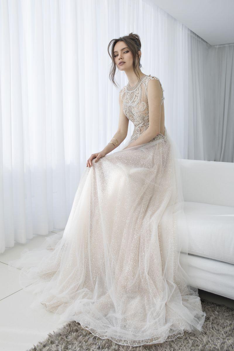 Chantal Be You Bridal Collection - Hochzeitsblog Brautsalat 06