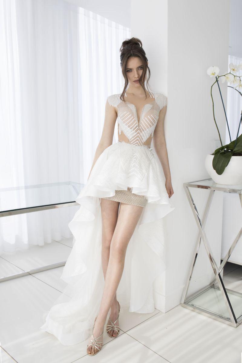 Chantal Be You Bridal Collection - Hochzeitsblog Brautsalat 07