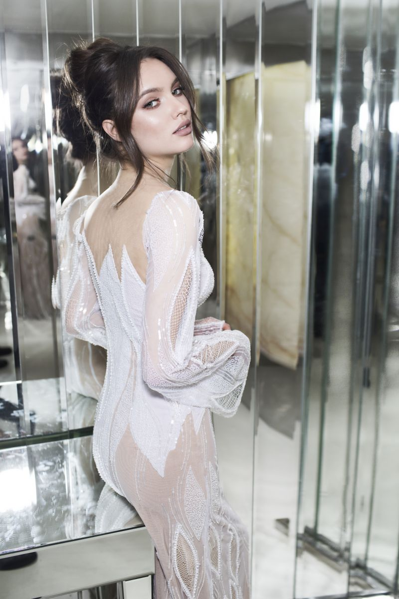 Chantal Be You Bridal Collection - Hochzeitsblog Brautsalat 12