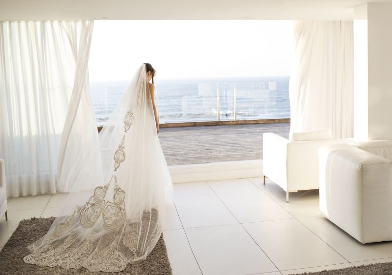 Chantal Be You Bridal Collection - Hochzeitsblog Brautsalat 17