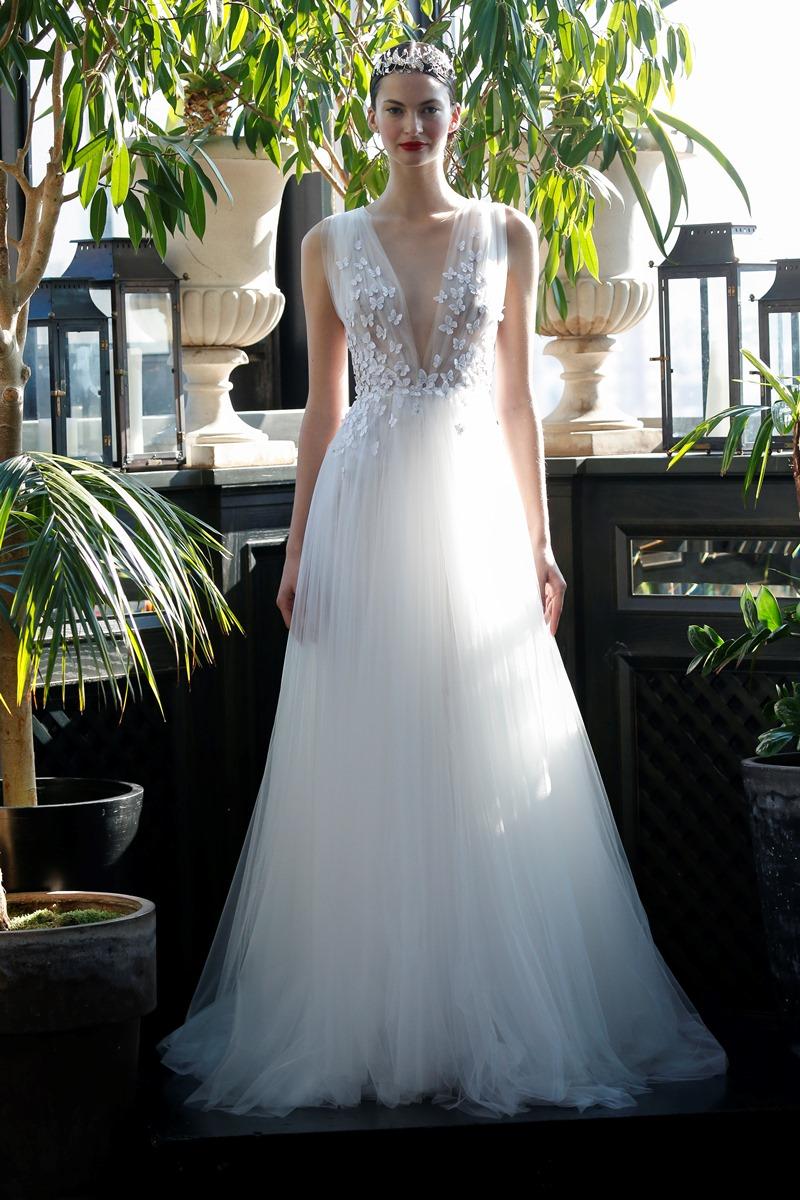 Märchenhafte Brautkleider ~ Francesca Miranda ~ Herbstkollektion ...