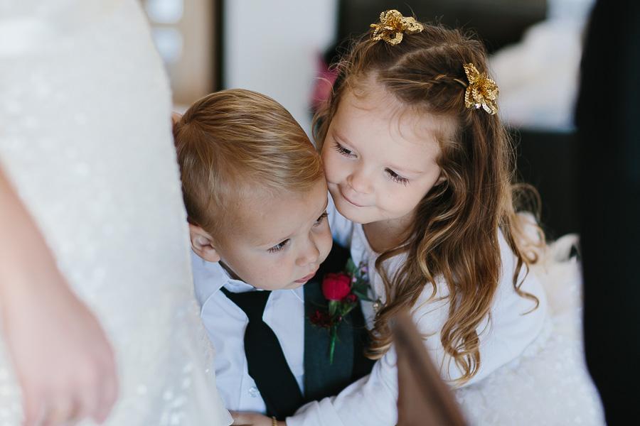 Kindertisch Hochzeit