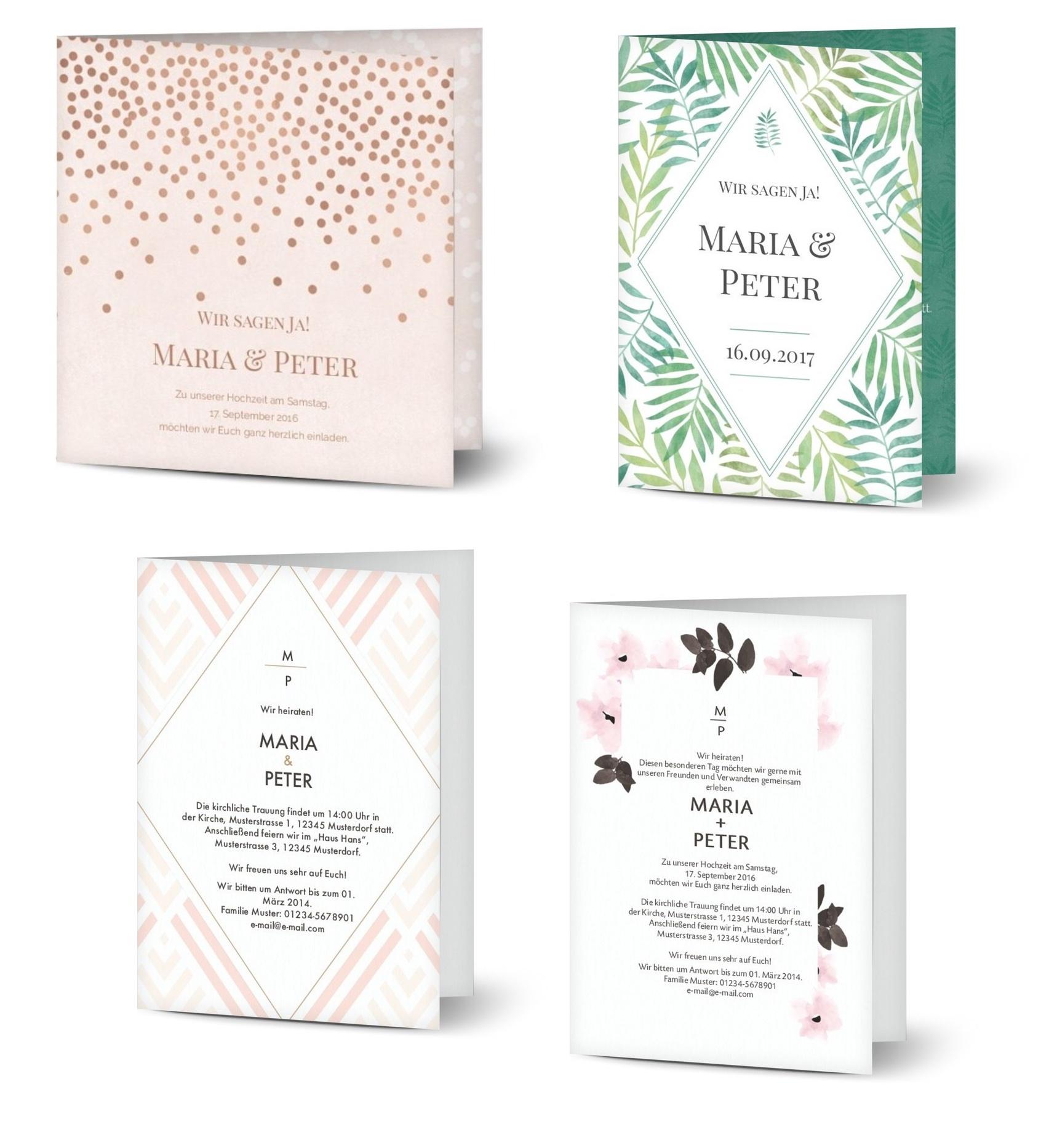 Günstig Heiraten ~ Spartipps für die Hochzeit - heiraten ohne Sorgen