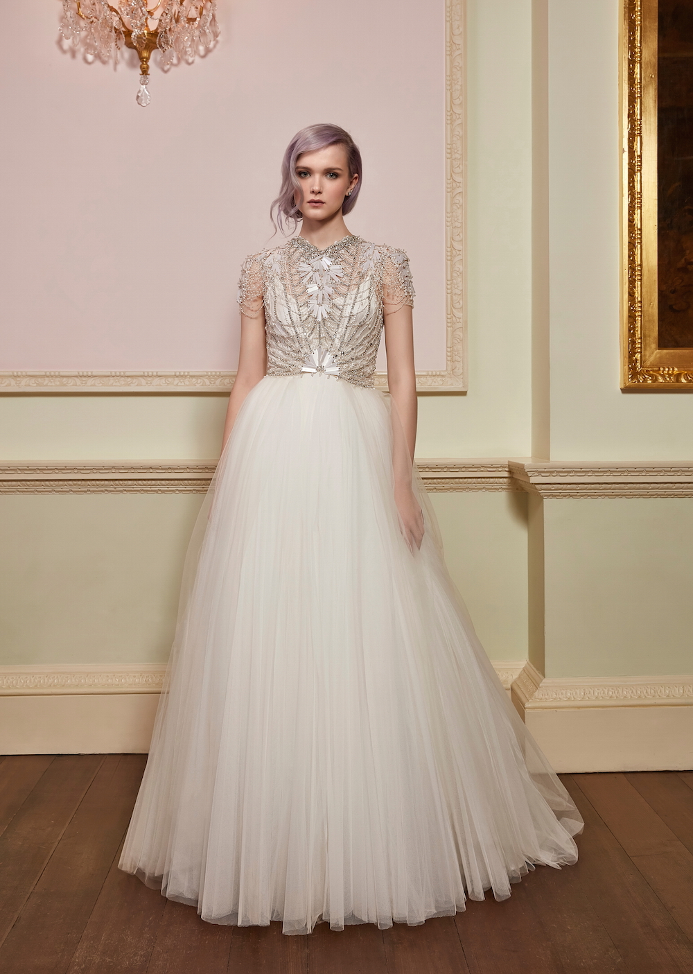 Fantastisch Glam Brautkleid Fotos - Brautkleider Ideen ...
