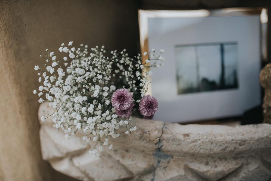 Natürliche DIY Hochzeit