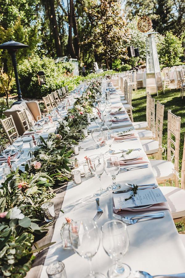 Vintage Hochzeit Im Garten Hochzeitsinspiration Für Den Frühling