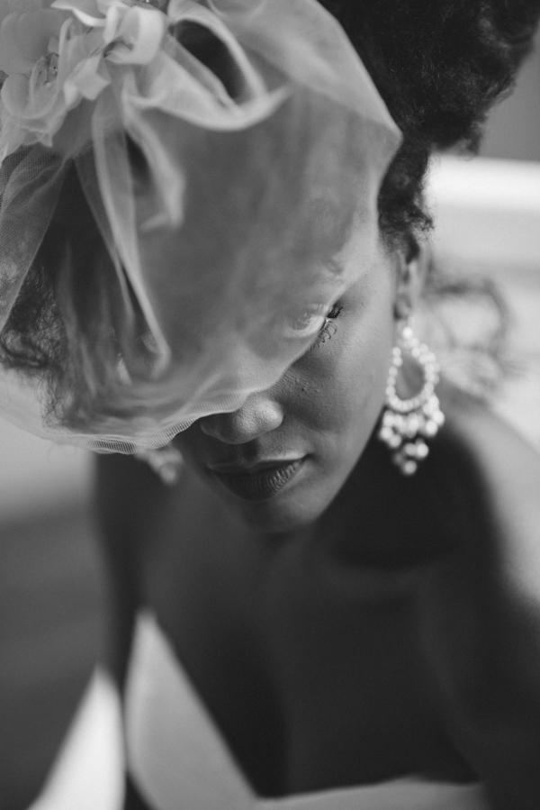 Romantische Hochzeit im tropischen Haiti