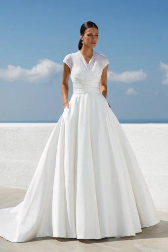 Brautkleider Von Justin Alexander Die Herbst Winter Kollektion
