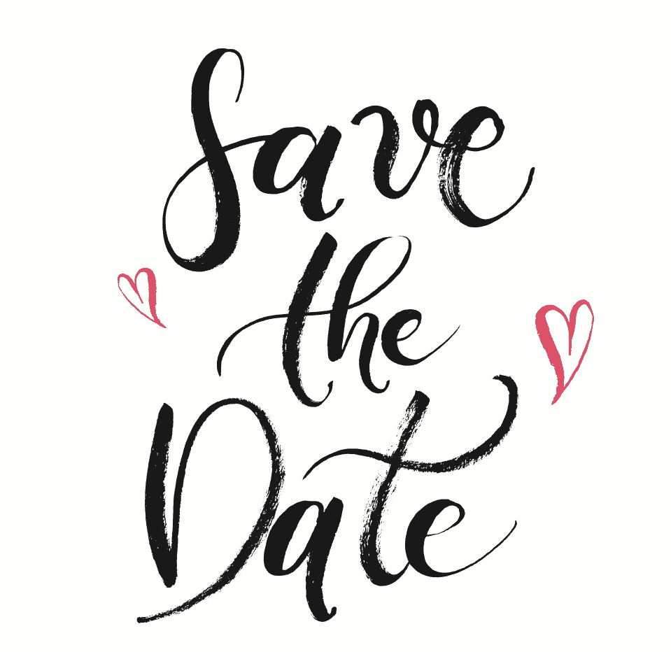 Save the Date | © panthermedia.net /SpencerianSisters