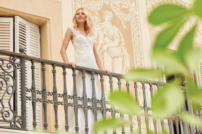 44100 Frühling/Sommer Kollektion Sincerity Bridal 2019 | Quelle: justinalexander.com