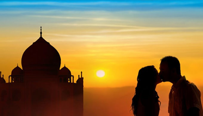 Am Taj Mahal | © panthermedia.net /davizro