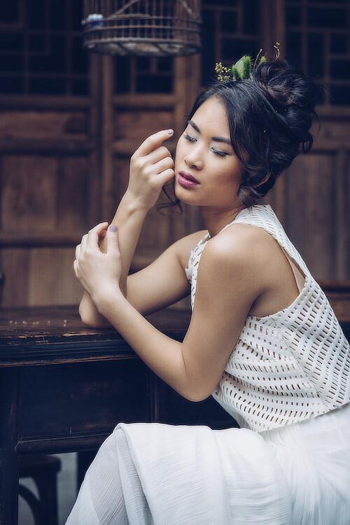 Besondere Pose | Jennifer Spurk Fotografie