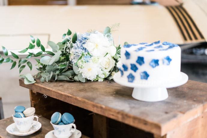Blumen und Torte |Hochzeitsfotograf Marcel Helfert