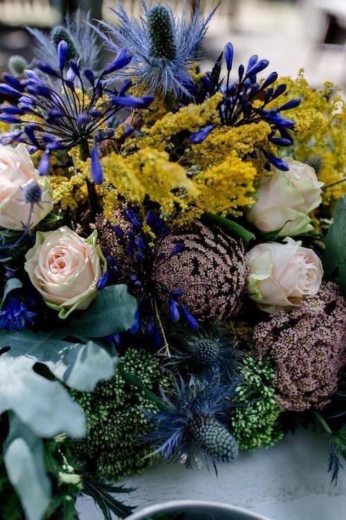 Blumenschmuck | Franziska Finger Hochzeitsfotografie