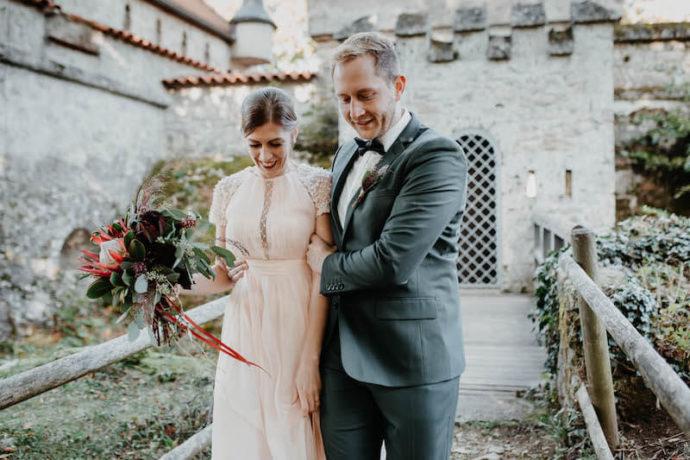 Das Brautpaar | Marcus Frenz Fotografie