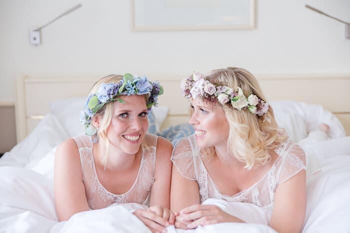 Die Zwillingsschwestern | Sandra Seibt Fotografie