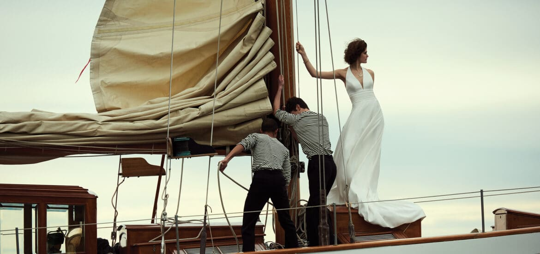 Die kommenden Brautkleider-Trends 2021 | Justin Alexander