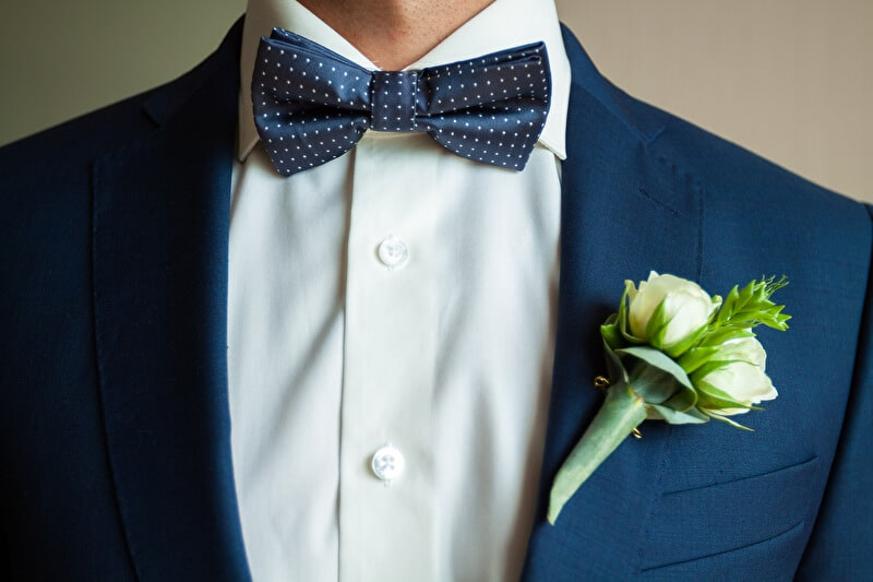 Fliege oder Krawatte   © PantherMedia / Gaidenko