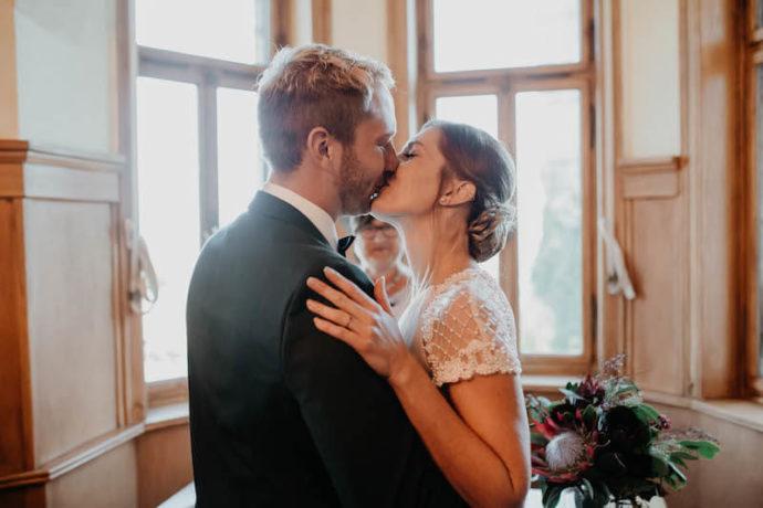 Frisch verheiratet | Marcus Frenz Fotografie