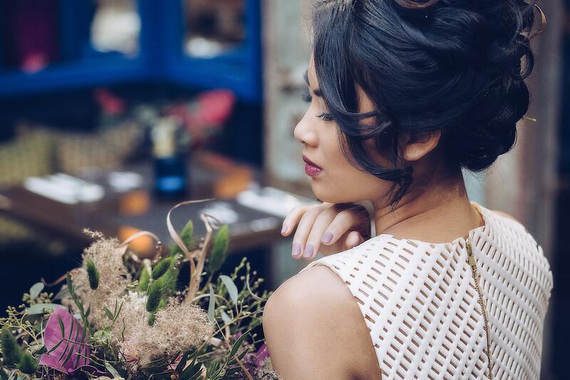 Frisur der Braut | Jennifer Spurk Fotografie