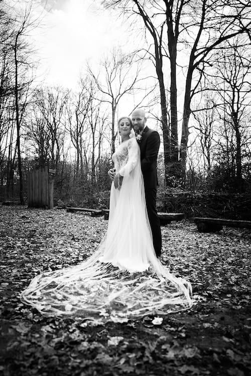 Gesamtaufnahme des Paares | bildsprache Sina Frantzen