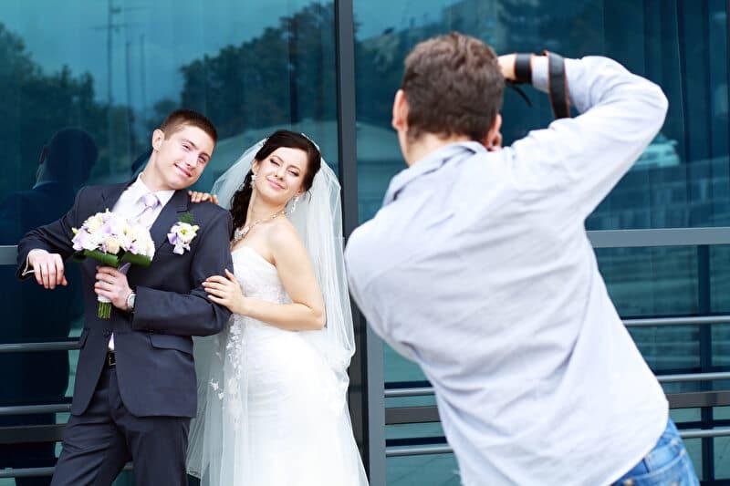 Guter Hochzeitsfotograf | © PantherMedia / lenanet