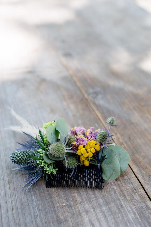 Haarschmuck | Franziska Finger Hochzeitsfotografie