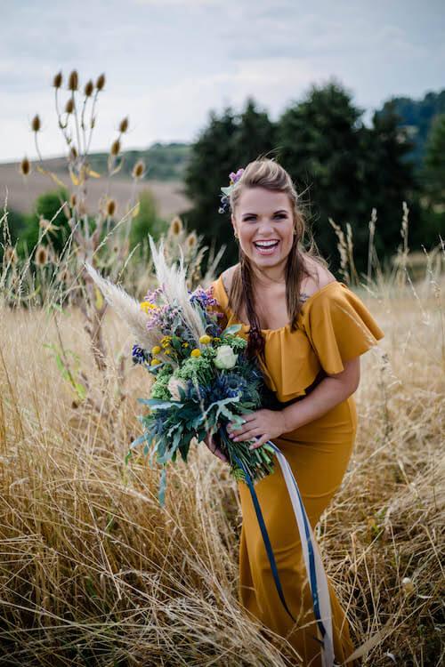 Herzliches Lachen | Franziska Finger Hochzeitsfotografie