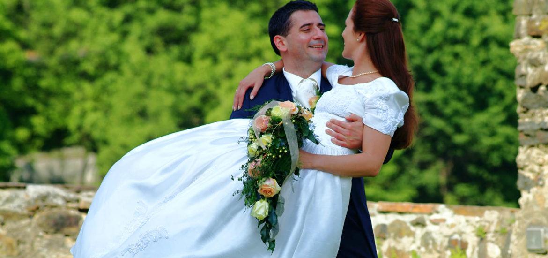 Hochzeitspaar | © panthermedia.net /Fritz Langmann